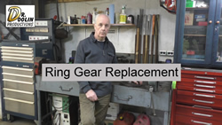 small Ring Gear Replacement